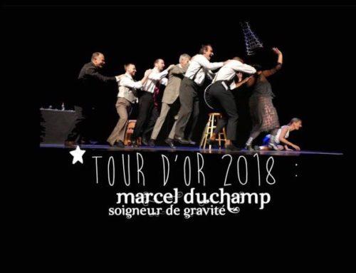 Triomphe au festival national pour les Havrais du Théâtre de l'Impossible.